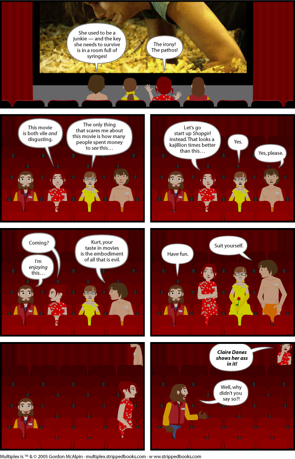 Multiplex #20: They Came, They Saw