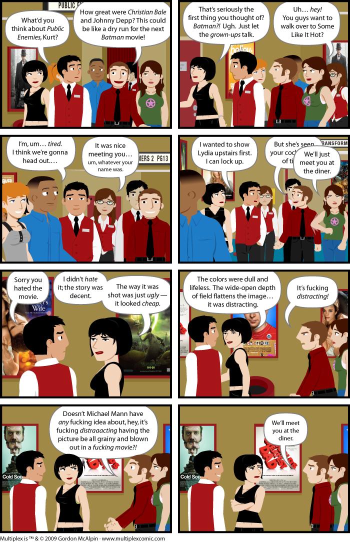 Multiplex #372: Public Enemy NumberOne