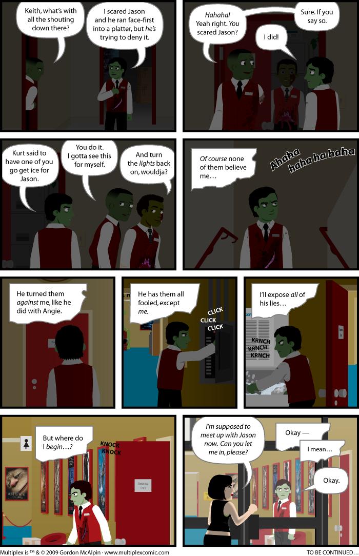Multiplex #403: The Delusionist