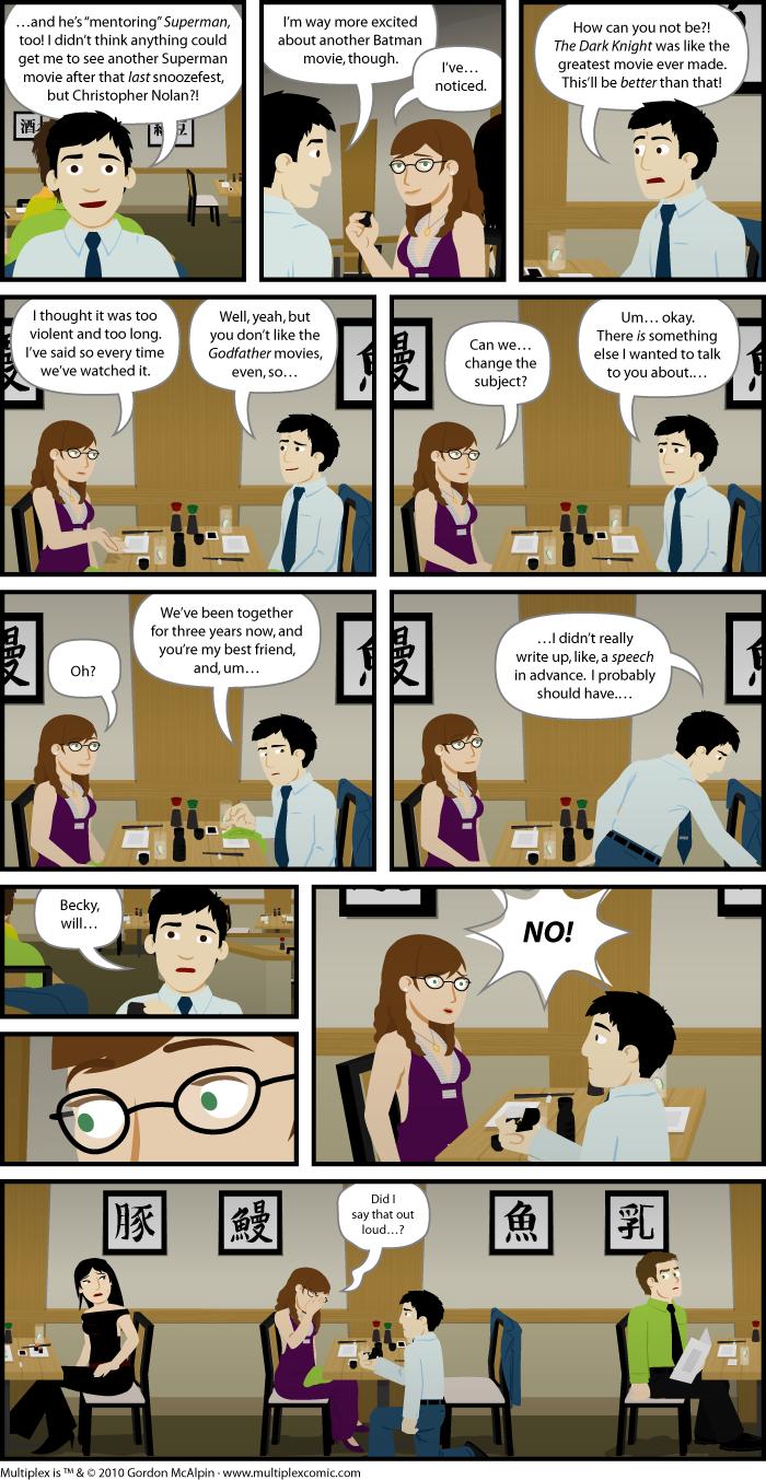 Multiplex #443: My Funny Valentine