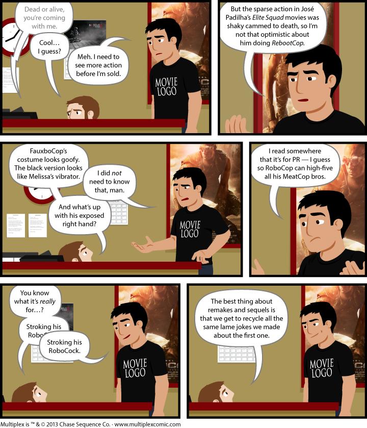 Multiplex #841: RoboCopy