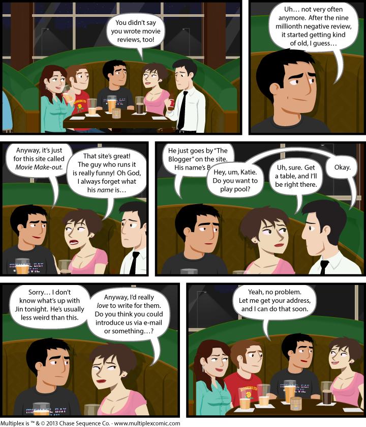 Multiplex #862: The Critic