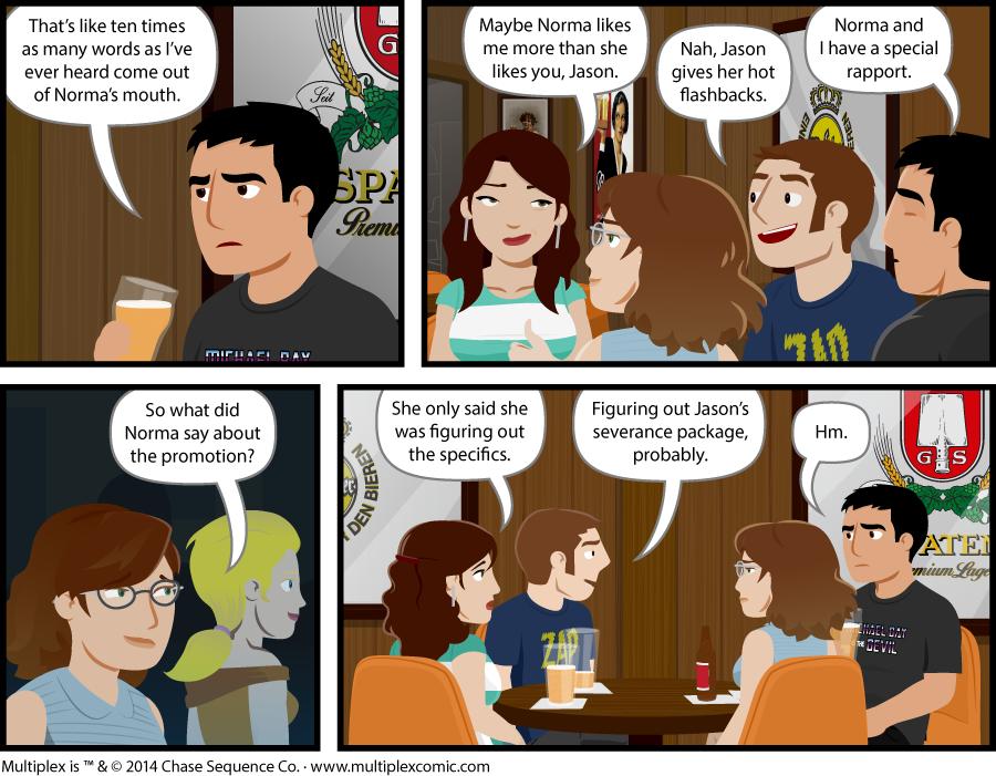 Multiplex #922: Plans, Part Six